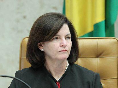 La fiscal general de Brasil, Raquel Dodge, en 2017.