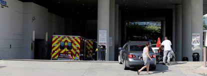 Un hospital en Texas, uno de los estados afectados por los problemas en el sistema asegurador de EE UU.