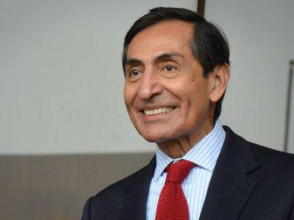 Rogelio Ramírez de la O, secretario de Hacienda, en reunión plenaria en la Cámara de Diputados en agosto de 2021.