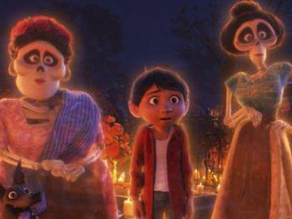 Coco , el último largometraje animado de la compañía, está ambientado en México en el Día de muertos