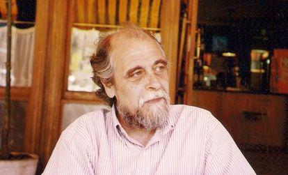 El poeta José Luis Parra.