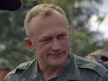 El exsecretario del Ejército de EE UU Stanley Resor.