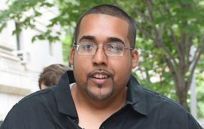 """Héctor Xavier Monsegur, 'Sabu'.Neoyorquino de origen dominicano, considerado el """"gran traidor"""". Se convirtió en informante del FBI para reducir su condena."""