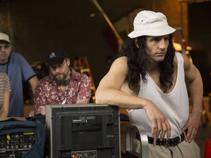 Seth Rogen y James Franco, en 'The Disaster Artist'.