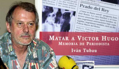 Ivan Tubau en una imagen del 2002.