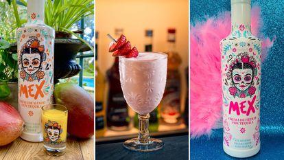 Seleccionamos una variedad de mezclas para elaborar los mejores cócteles en casa de manera sencilla y rápida.