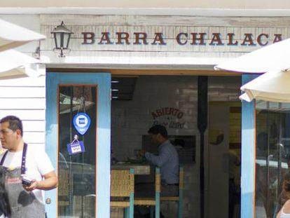 Cevichería Barra Chalaca, una de las cadenas del grupo de Gastón Acurio.