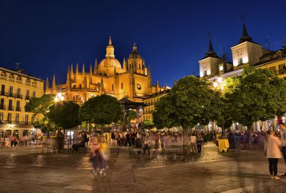 The city of Segovia will be the main axis of a Hay Festival that will tour Castilla y León.