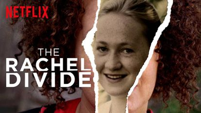 Cartel promocional del documental 'The Rachel Divide'