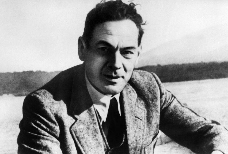 El espía Richard Sorge, en Japón en 1938.
