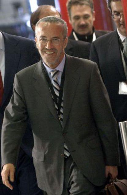 El asesor del PP, Pedro Arriola, en una imagen de 2008.