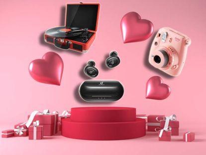 Productos para él y ella (algunos con descuento) para celebrar este San Valentín como mereces.