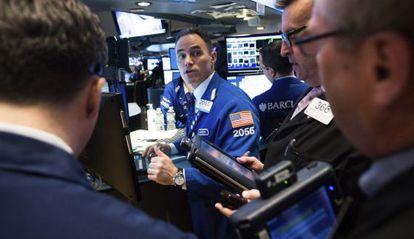 Operadores de Wall Street