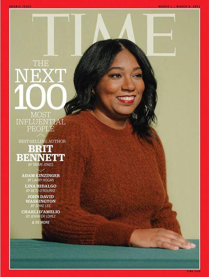 En marzo, Time hizo una lista de 100 personas que cree que tendrán gran influencia en los próximos tiempos.Bennett ocupó la portada.