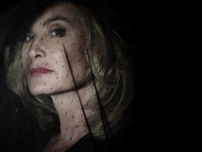 Jessica Lange, en un fotograma de 'American Horror Story'.