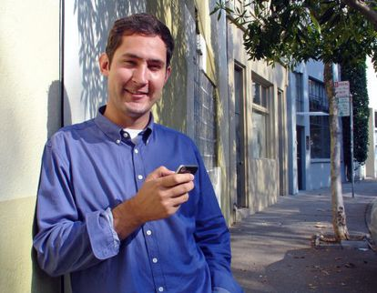 Kevin Systrom.