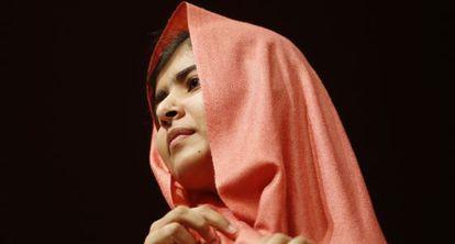 Malala sufrió un atentado por defender la educación para las niñas en Pakistán.