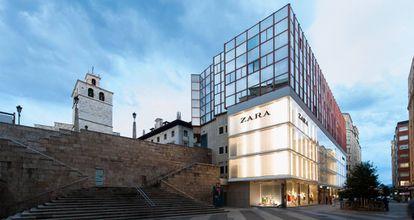 FOTOGALERÍA. Algunas de las tiendas más vistosas que el grupo de Zara ha abierto en 2017