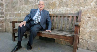 Ricardo Pastor, en una imagen tomada en Barcelona en 2008.