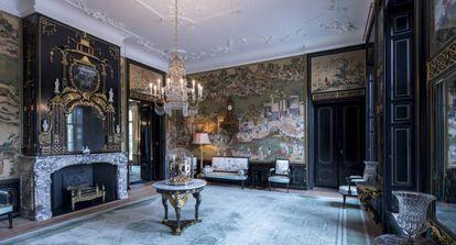 Salón Chino de Huis ten Bosch.