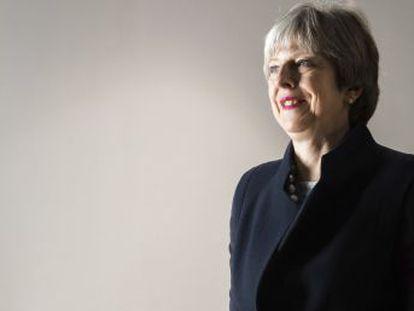 La primera ministra se reúne con los unionistas, opuestos a un trato especial para Irlanda del Norte