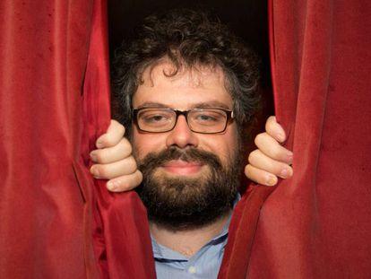 El escritor Sergio del Molino.