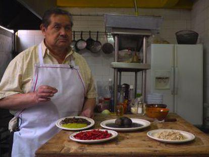EL PAÍS visita el restaurante Chon en la Ciudad de México, una ventana privilegiada al comedor del gran emperador Moctezuma