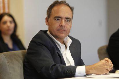 Javier Rodríguez Zapatero, director general de Google en España