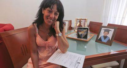 Ana María Gómez, una de las andaluzas beneficiadas por el decreto.