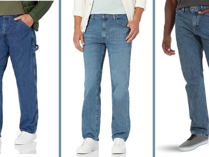 De estilo clásico y relajado, estos son los jeans para hombre de Wrangler más vendidos y mejor valorados de Amazon.