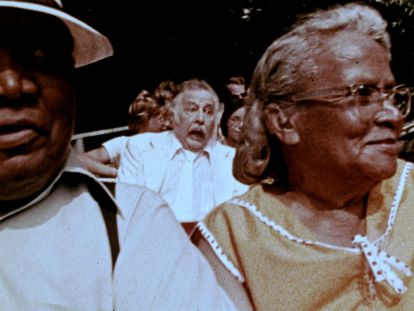 Image from 'The Amusement Park', by George A. Romero