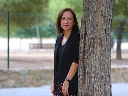 Carmen Vives, catedrática de Salud Pública de la Universidad de Alicante, este lunes.