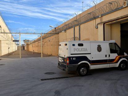 Centro Penitenciario de El Acebuche, en Almería.