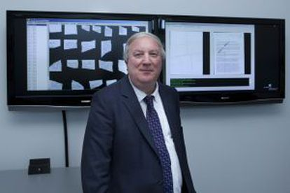 El ingeniero Nickolay creó un 'software' para reconstruir documentos.