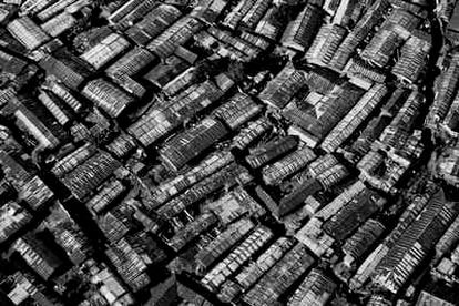 Fotografía de la serie <i>Kibera, the shadow city/Kibera, La ciudad de las sombras,</i> 2007, de Christian Als.