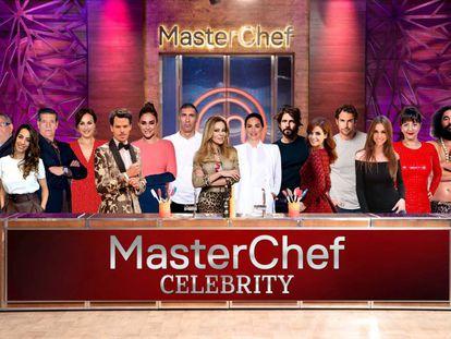 'MasterChef Celebrity' 4.