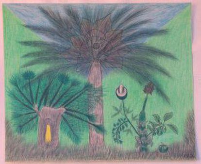 Obra de Rolando 'Roly' Sarraff.