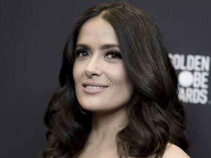 La actriz mexicana relata en un artículo las presiones del magnate para obtener favores sexuales durante la producción de  Frida