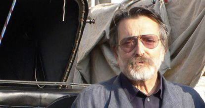 El pintor José Vázquez Cereijo