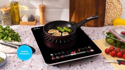Ponemos a prueba y elegimos la mejor placa de inducción portátil del mercado.
