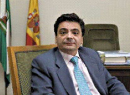 Rafael Tirado, juez de lo Penal de Sevilla que condenó a Santiago del Valle pero no ejecutó en 2006 la sentencia.