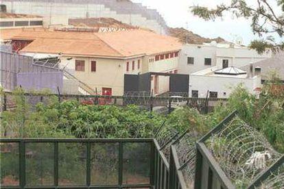 Centro de menores de Valle Tabares, en Tenerife.