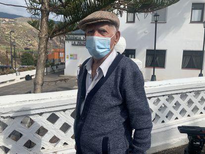 Manuel Camacho, 86 años, vecino de La Palma