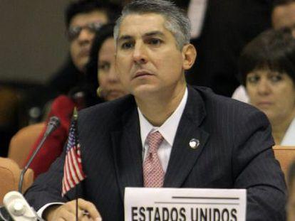 Nelson Arboleda, el director de los CDC.