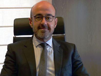 José Augusto García Navarro es el presidente de la Sociedad Española de Geriatria. Foto: SEG
