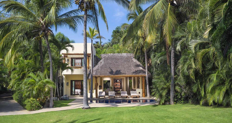 Casa Aramara guest house.
