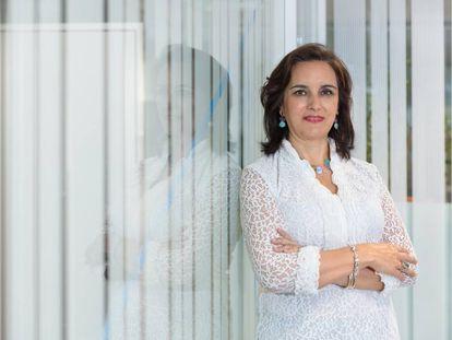 Isabel Maestre, directora de la Agencia Estatal de Seguridad Aérea