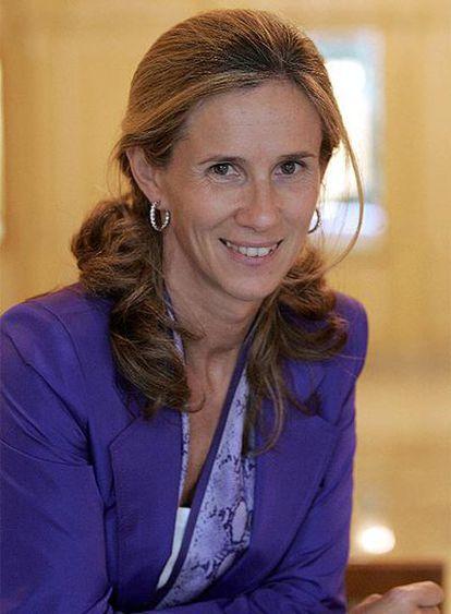Cristina Garmendia, nueva ministra de Ciencia, Innovación y Tecnología