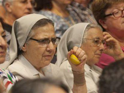 El congreso de la Asociación de Teólogos Juan XXIII se ha celebrado este fin de semana en Madrid.