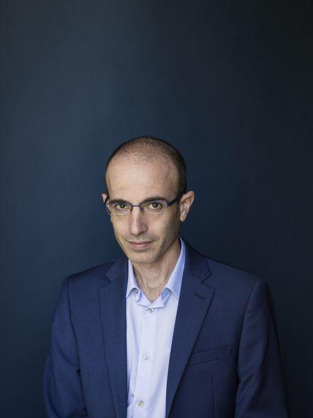Yuval Noah Harari, en Los Ángeles en 2018.